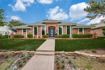 Dallas County Single Family Home For Sale: 9205 Windy Crest Drive