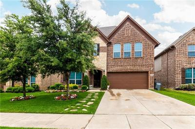 Little Elm Single Family Home Active Option Contract: 2437 Elm Valley Drive