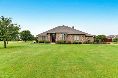 Haslet Single Family Home For Sale: 328 Arbor Lane
