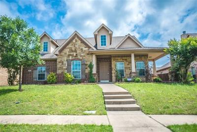 Red Oak Single Family Home Active Option Contract: 110 Harvest Hill Lane
