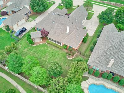 Flower Mound Single Family Home For Sale: 4504 Village Crest Drive