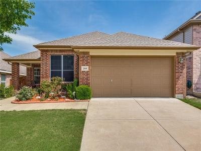 McKinney Single Family Home Active Option Contract: 2840 Fair Timber Way