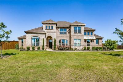 Midlothian Single Family Home For Sale: 5810 Limestone Lane