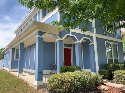Fort Worth Single Family Home Active Option Contract: 10861 Colonial Heights Lane