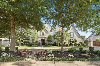 Colleyville Single Family Home For Sale: 2709 Highgrove Court