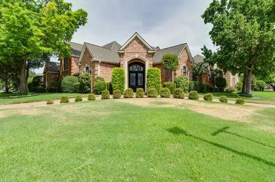 Colleyville Residential Lease For Lease: 4800 Eversham Court