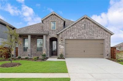 Aubrey Single Family Home For Sale: 1416 Eclipse Road