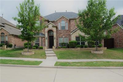 Frisco Single Family Home For Sale: 11563 Cedar Springs Drive