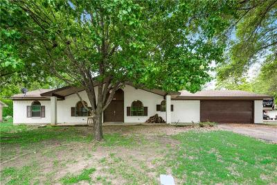 Kaufman Single Family Home For Sale: 136 Circle Drive