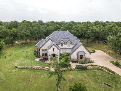 Denton County Single Family Home For Sale: 658 Johns Well Court