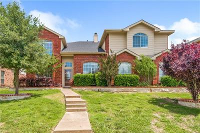 Rockwall Single Family Home For Sale: 592 Pendleton Drive