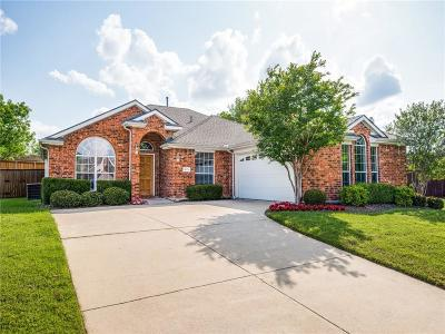 Frisco Single Family Home For Sale: 15731 Ducote Drive