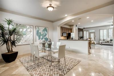 Plano Townhouse For Sale: 7245 Parkwood Boulevard
