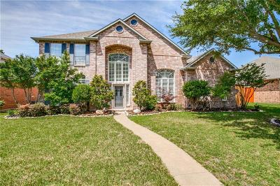 Richardson Single Family Home Active Option Contract: 3503 Waltham Drive