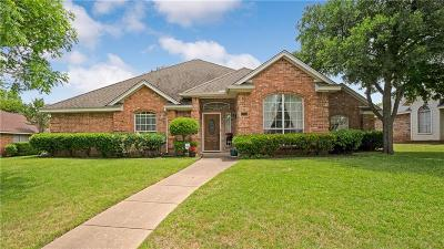 Desoto Single Family Home For Sale: 1336 Thistlewood Drive