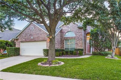 Single Family Home For Sale: 1721 Vintage Drive