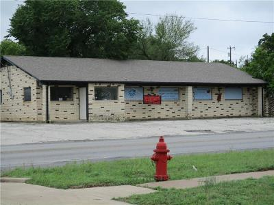 Eastland Commercial For Sale: 900 W Main Street