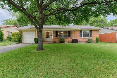 Farmers Branch Single Family Home Active Option Contract: 13440 Glenside Drive