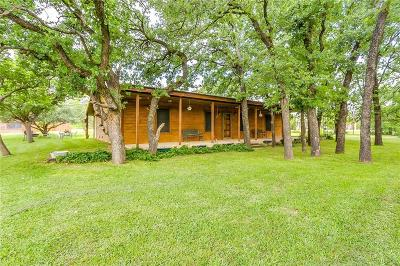 Burleson Single Family Home Active Option Contract: 3050 Collins Road