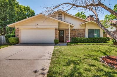 Bedford Single Family Home Active Option Contract: 2312 Sequoia Lane