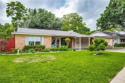 Single Family Home Active Option Contract: 2118 Clarksdale Drive