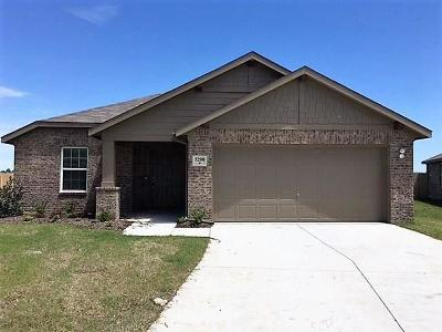 Forney Residential Lease For Lease: 5200 Prairie Rose Drive