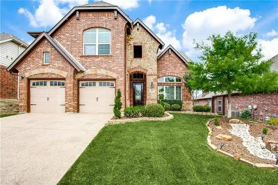 Tarrant County Single Family Home For Sale: 3017 Sawtimber Trail