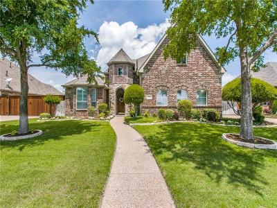 Corinth Single Family Home Active Option Contract: 3905 Emerald Park Drive