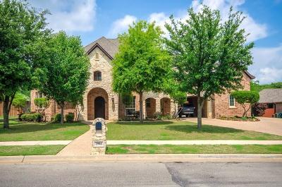 Denton Single Family Home For Sale: 3904 Maggies Meadows