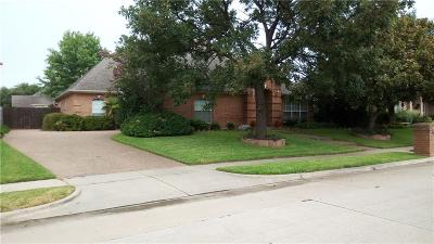 North Richland Hills Single Family Home For Sale: 8213 Lost Maple Drive