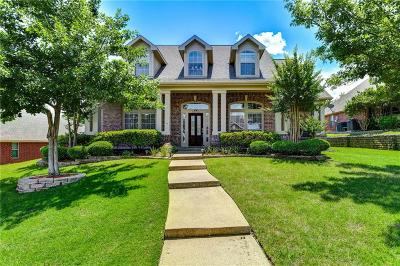 Rockwall Single Family Home Active Kick Out: 1547 Parkside Circle