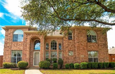 Lewisville Single Family Home For Sale: 1136 Valley Oaks Drive