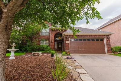 Flower Mound Single Family Home For Sale: 5101 Timberland Parkway