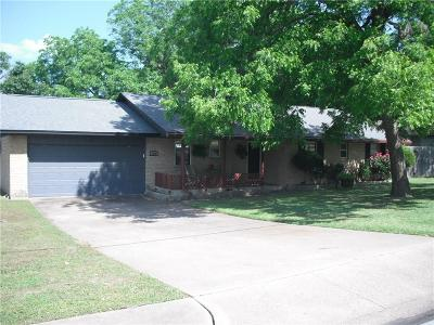 Desoto Single Family Home Active Option Contract: 104 Brook Hollow Drive
