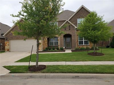 Fort Worth Single Family Home For Sale: 7525 Aubrac Way