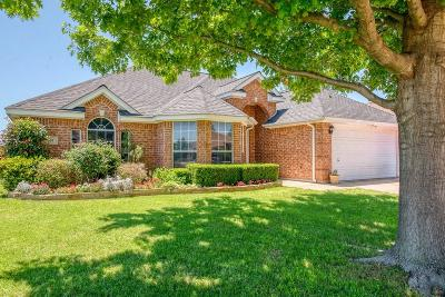 Burleson Single Family Home Active Option Contract: 413 Jeffdale Drive