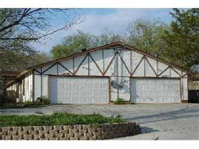 Irving Multi Family Home Active Option Contract: 1205 E Oakdale Road