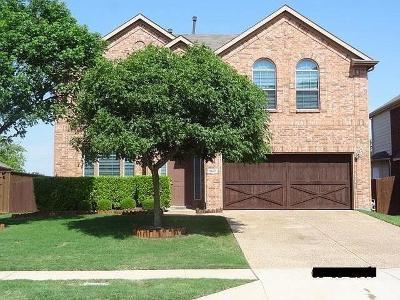 Frisco Single Family Home For Sale: 5637 Crimson Oaks Drive