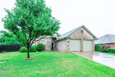 Kennedale Single Family Home Active Option Contract: 607 Ruth Drive