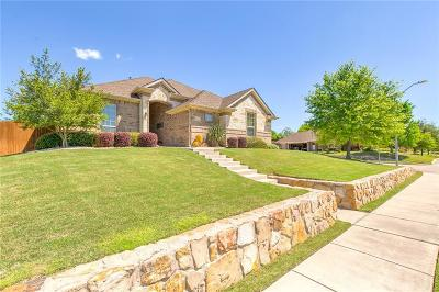 Benbrook Single Family Home Active Contingent: 8216 Shady Valley Drive