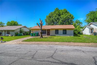 Cedar Hill Single Family Home For Sale: 309 Aquarius Drive