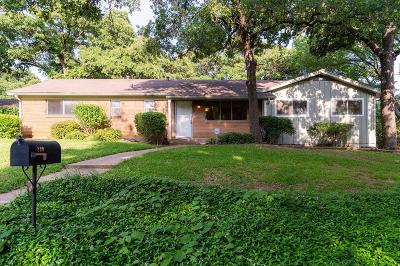 Bedford Single Family Home For Sale: 800 Cardinal Circle