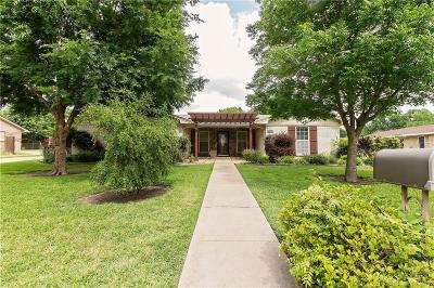 Sherman Single Family Home For Sale: 3119 Mimosa