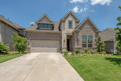 McKinney Single Family Home For Sale: 5508 Grove Cove Drive