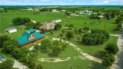 Krum Single Family Home For Sale: 2270 Mitchell Road