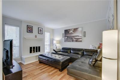 Arlington Townhouse Active Option Contract: 2012 Westmoor Place