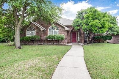 Plano Single Family Home For Sale: 4804 Glen Echo Drive