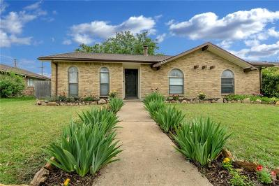 The Colony Single Family Home For Sale: 4836 Arbor Glen Road