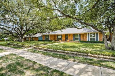 Richardson Single Family Home Active Option Contract: 12 Vista Cliff Place