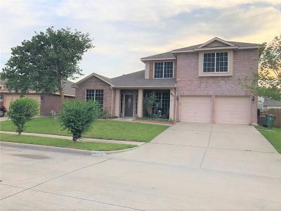Arlington Single Family Home For Sale: 7414 Quail Ridge Drive